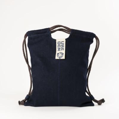 Dot Bag #01 – Mini Me: Donkerblauw