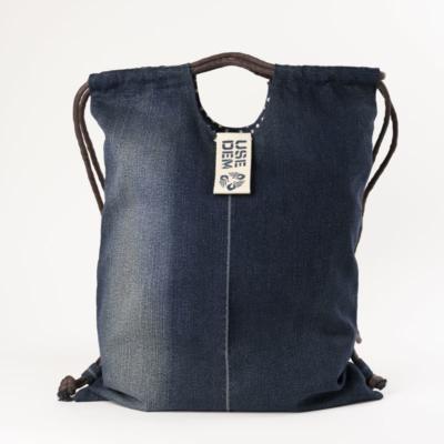 Dot Bag #01 – Me: Donkerblauw