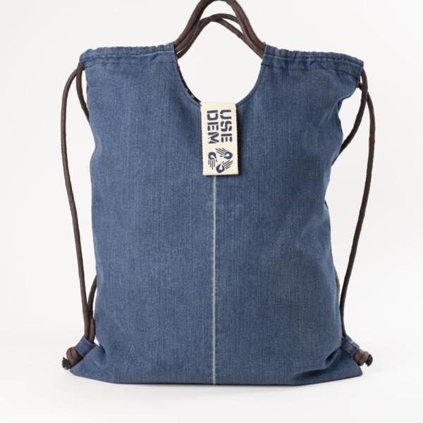 Dot Bag #02 – Me: Blauw