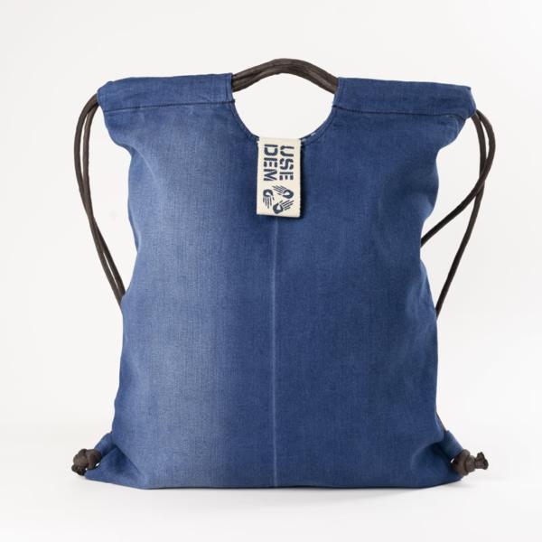 Dot Bag #03 – Me: Blauw