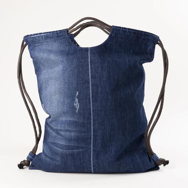 Dot Bag #04 – Me: Blauw
