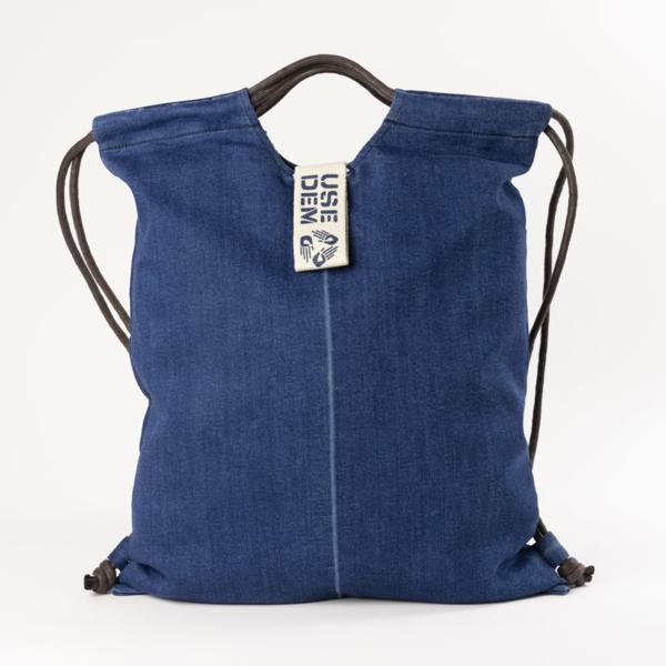 Dot Bag #05 – Me: Blauw